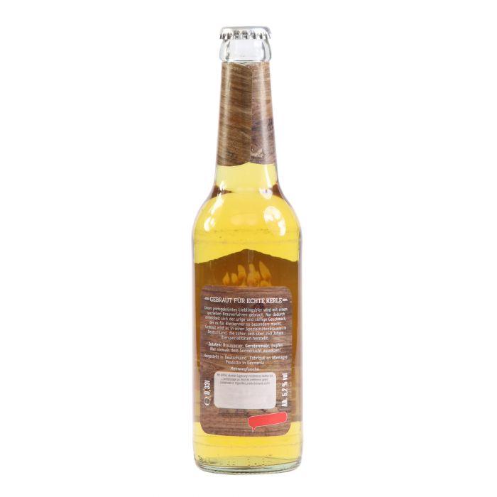 Bierflasche 0,33 l - Geburtstagsbier