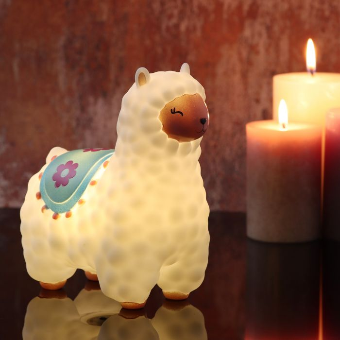 LED Nachtlicht - Lama