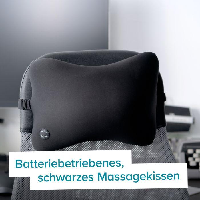 Nackenkissen mit Massagefunktion