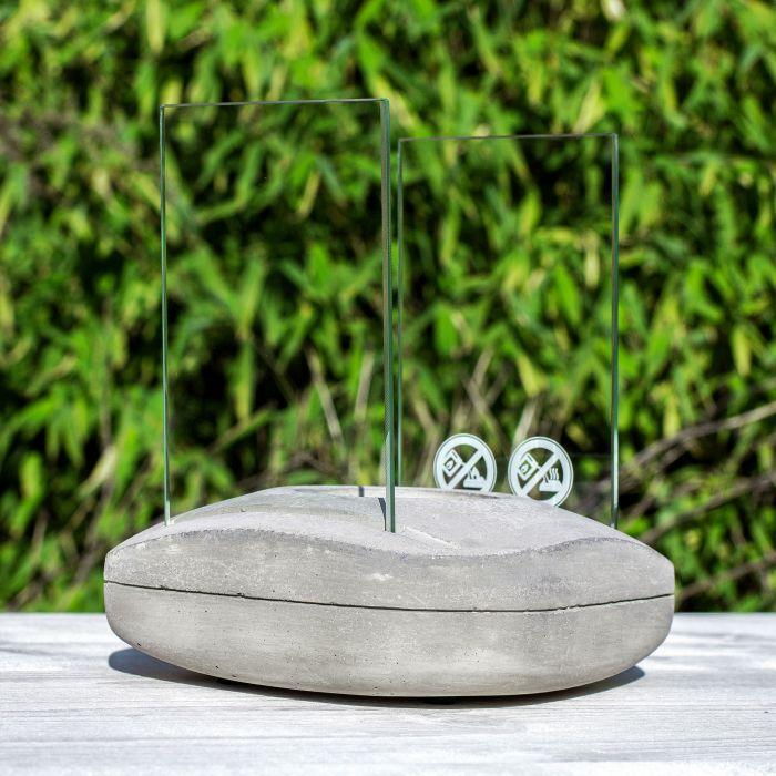 Beton Teelichthalter