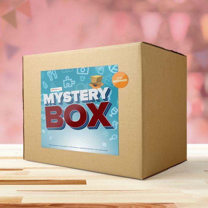 Mystery Box für Männer