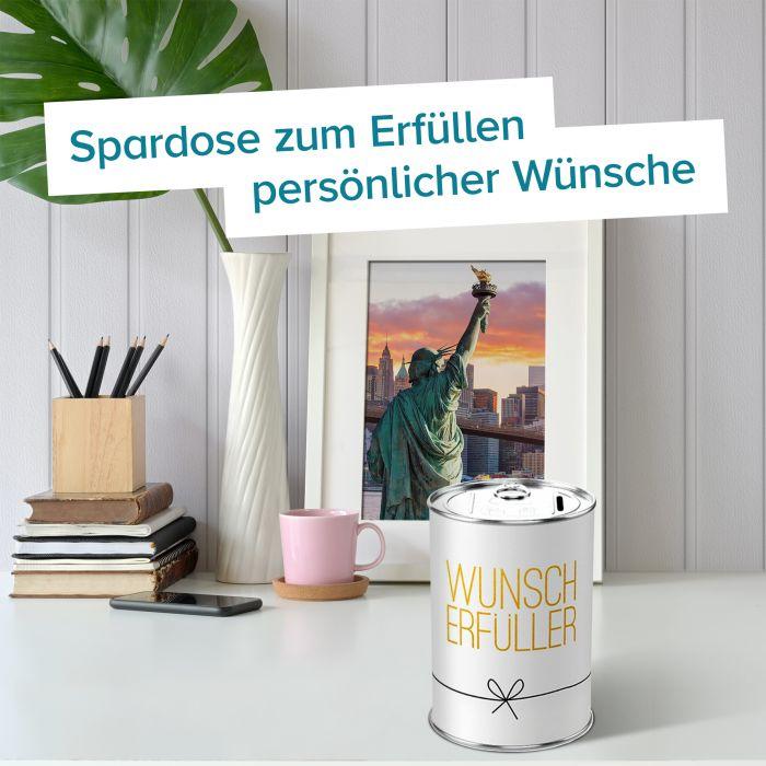 Spardose - Wunscherfüller