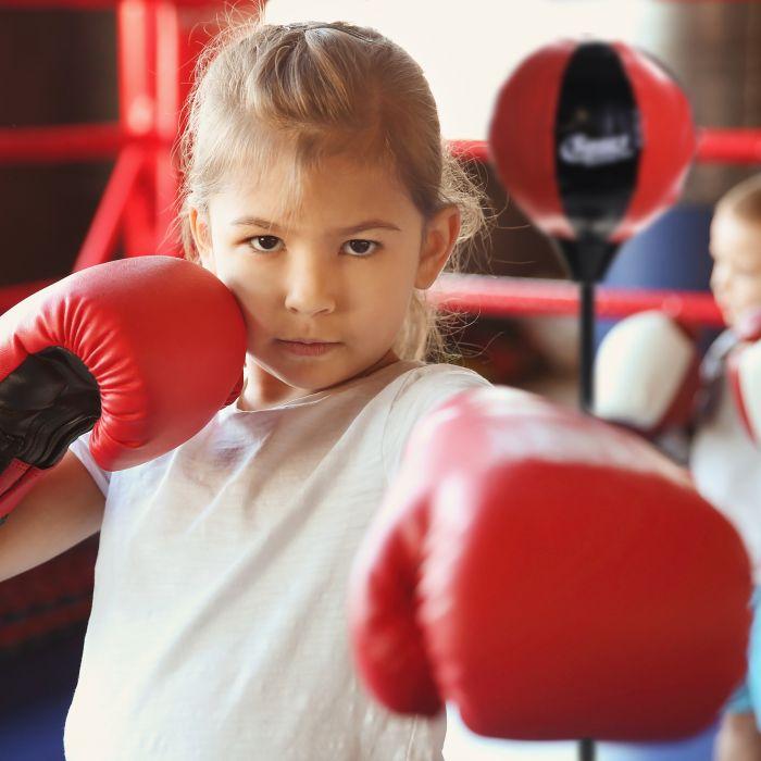 Boxsack für Kinder