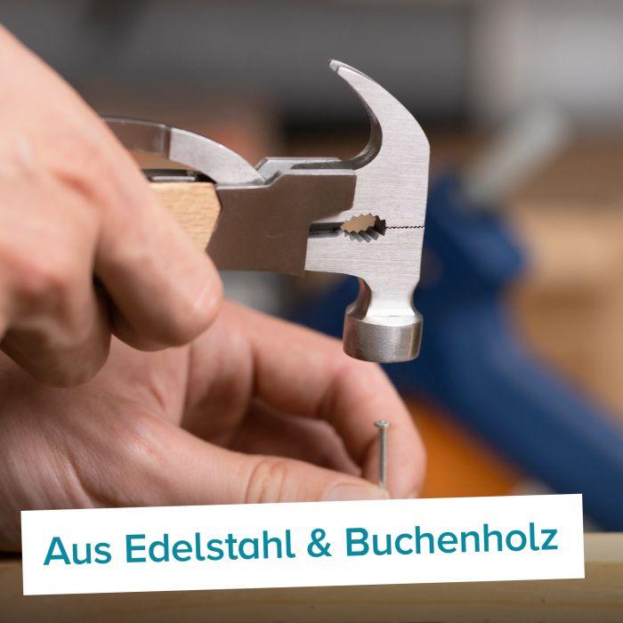 Holz Hammer Multifunktionswerkzeug - Bester Opa