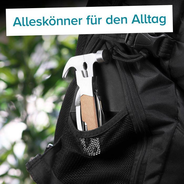 Holz Hammer Multifunktionswerkzeug - Bester Papa