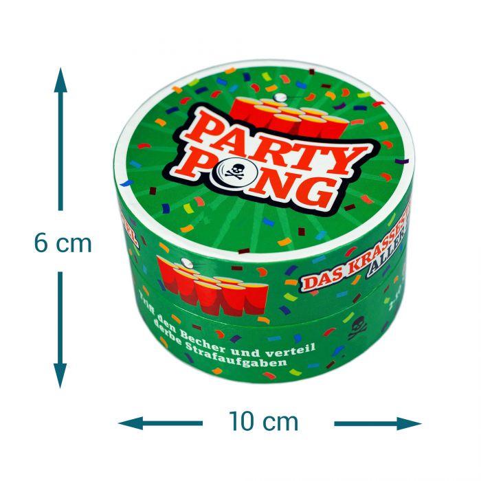Trinkspiel Party Pong