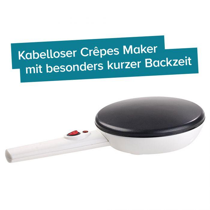Crepes Maker kabellos