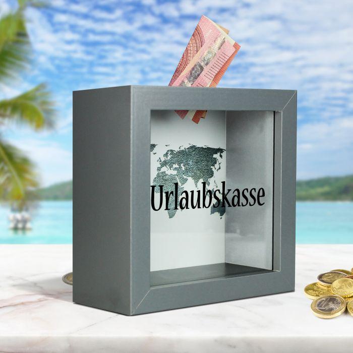 Spardose - Urlaubskasse