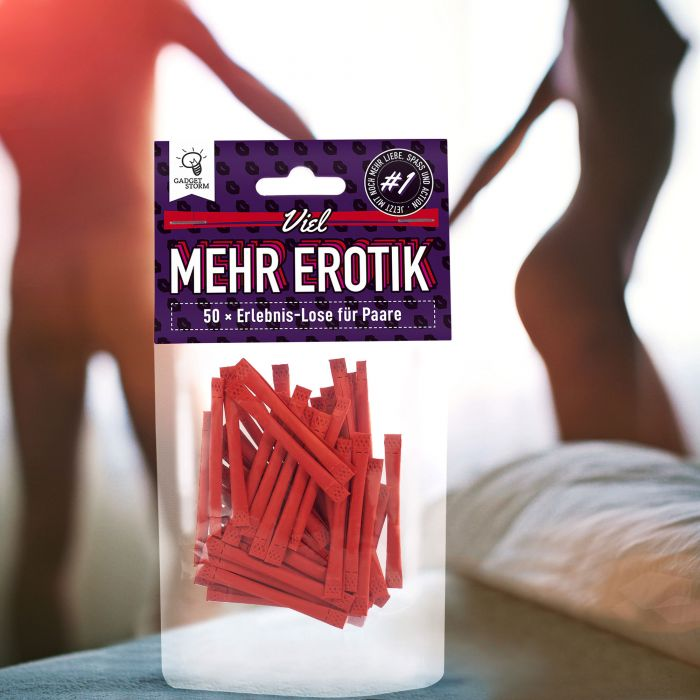 Mehr Erotik - 50 Lose für Paare