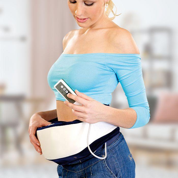 Massagegürtel mit Wärmefunktion