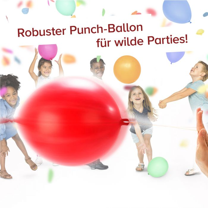 Punch Ballons - 5er Set