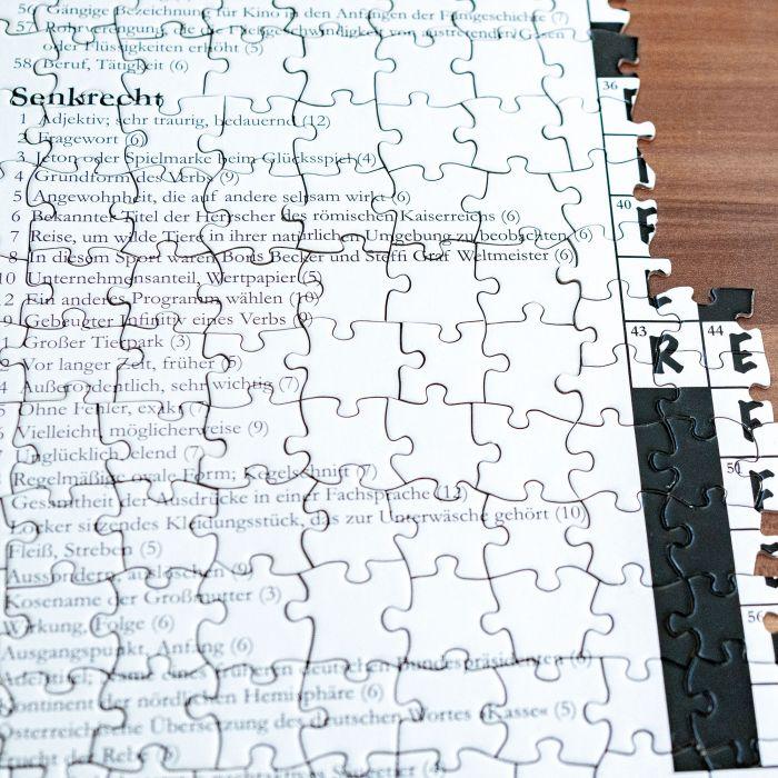 Das geniale Rätsel-Puzzle