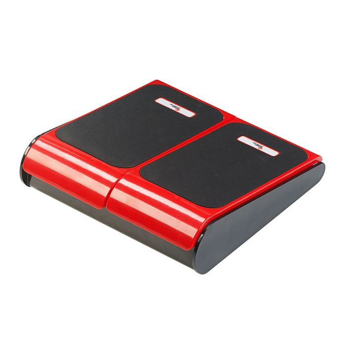 Fuß-Vibrationsplatte mit Massage-Wirkung
