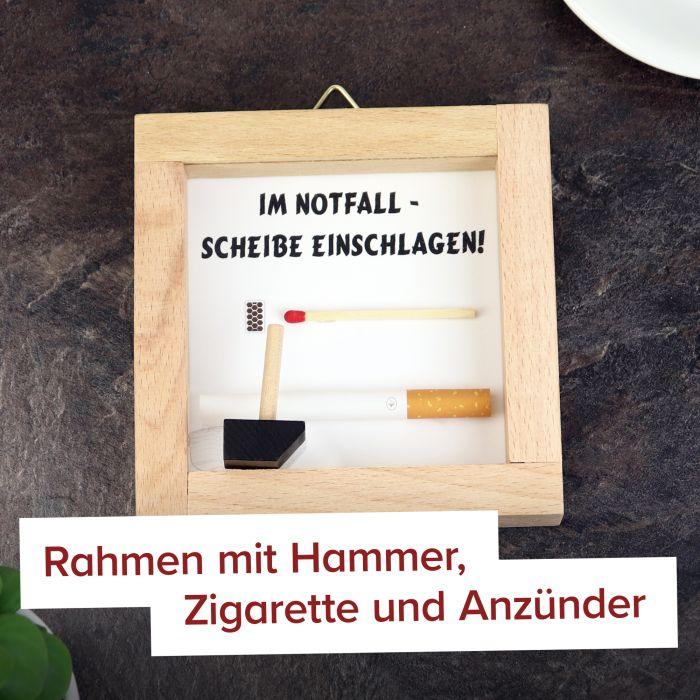 Notfall Zigarette