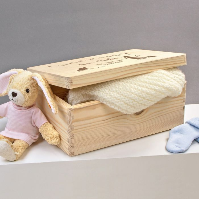 Memory Box zur Taufe