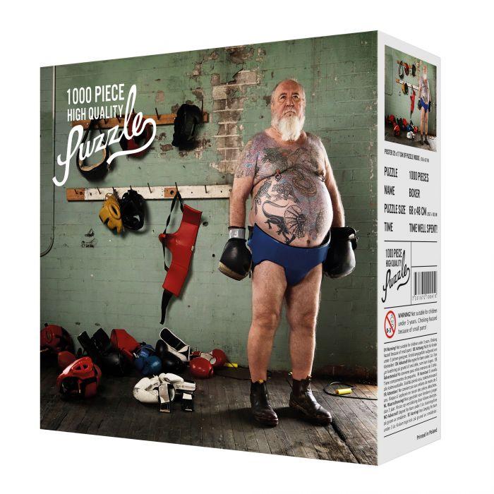 Boxer Puzzle - 1000 Teile