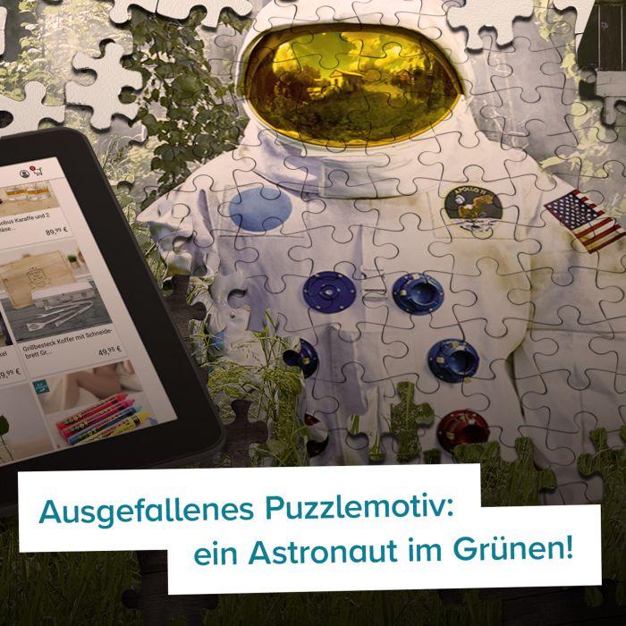 Astronaut Puzzle - 1000 Teile