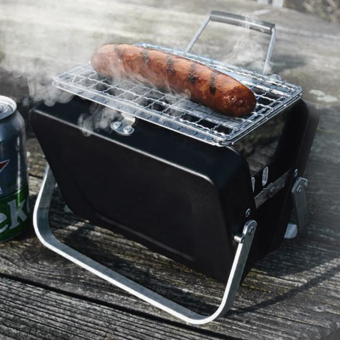 Mobiler Mini Grill