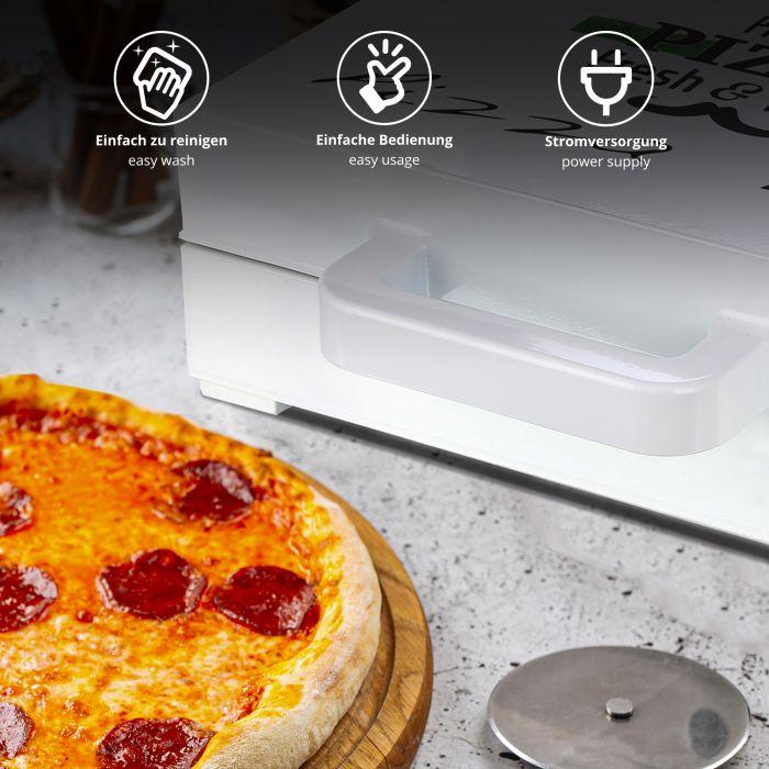 Pizzaofen für Zuhause - Pizza Box