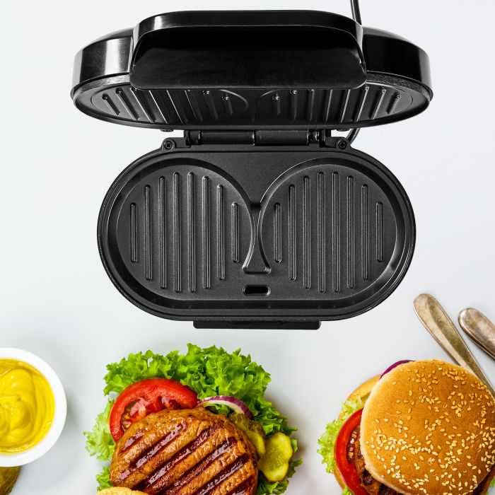 2in1 Burger Grill und Patty Maker