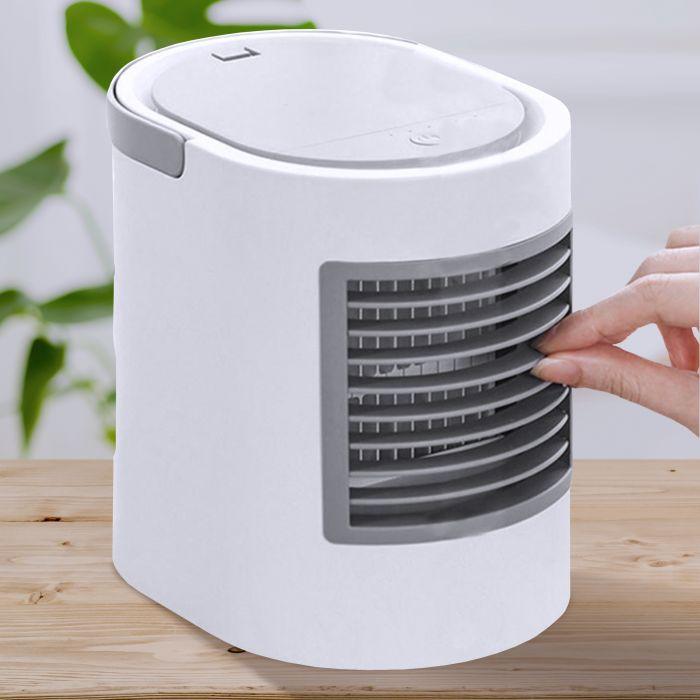 Mobile Klimaanlage - 3in1 Luftreiniger für den Tisch