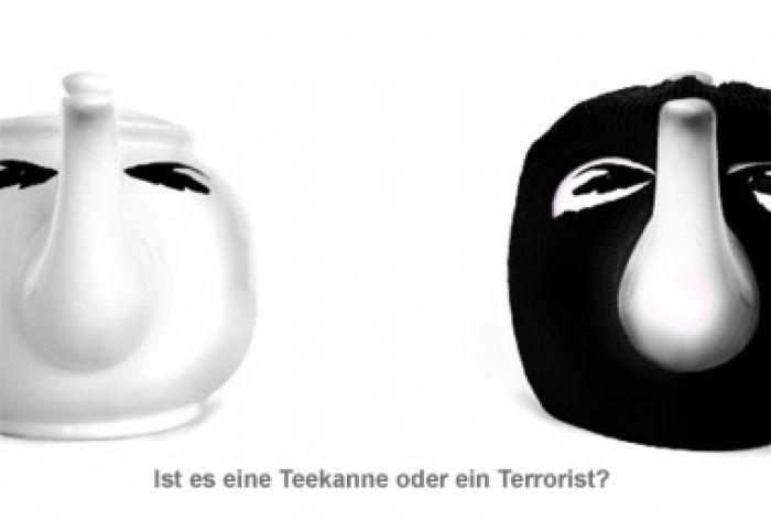 Teekanne Terrorist