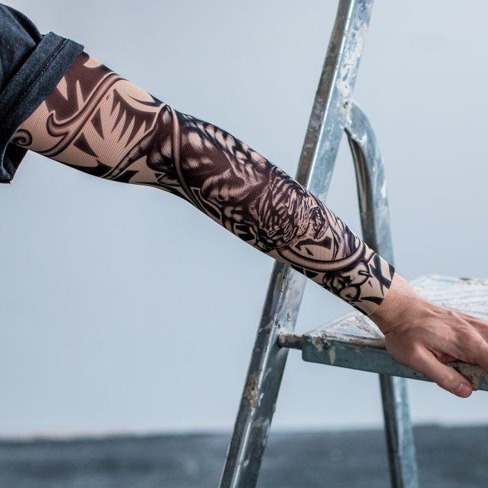 Tattoo Ärmel - Tribal