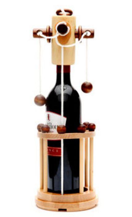 Casse-tête pour bouteilles de vin