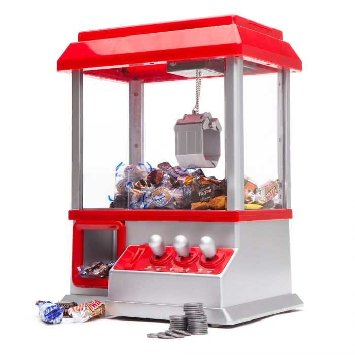 Candy Grabber – Machine attrape-bonbon