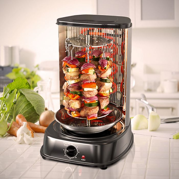 Machine à kebab maison