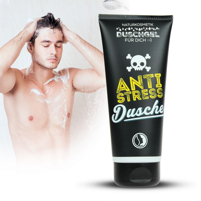 Gel douche anti stress