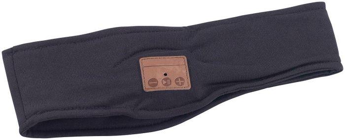 Bandeau bluetooth avec écouteurs