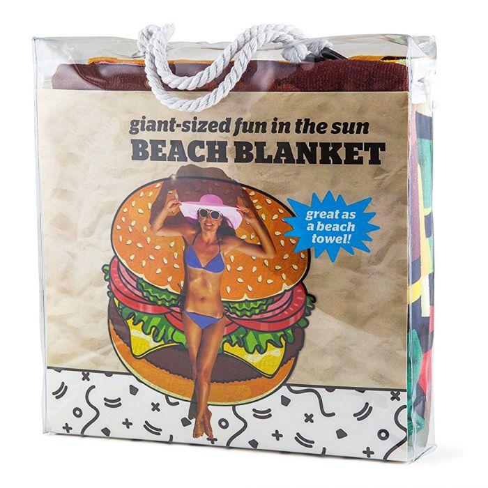 Burger Handtuch