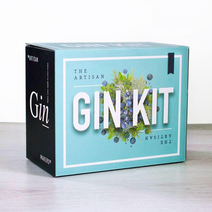 L'ultime set de Gin - faire du Gin soi-même