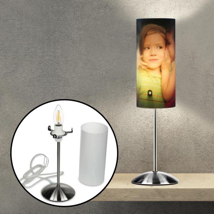 Design Fotolampe - personalisiert