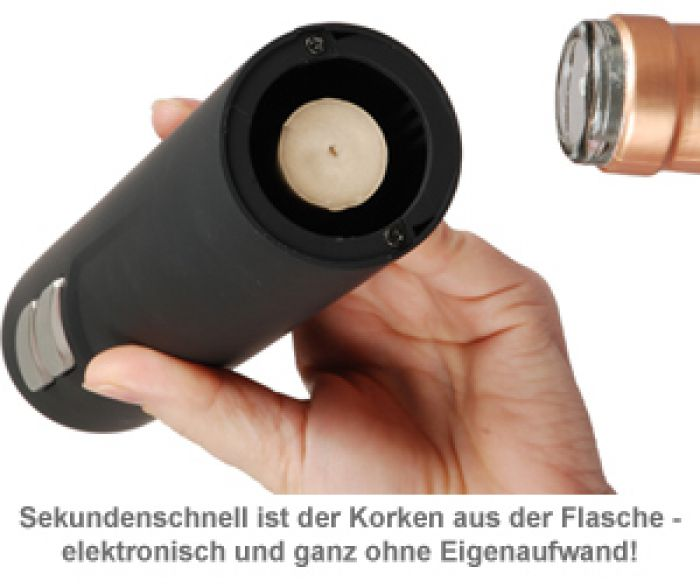 Elektrischer Korkenzieher - Weinöffner