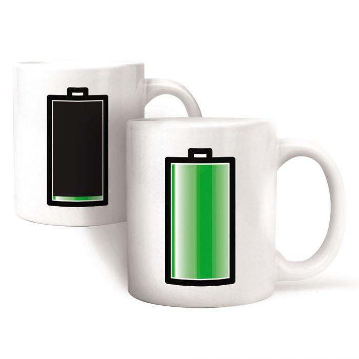 Farbwechseltasse Batterie