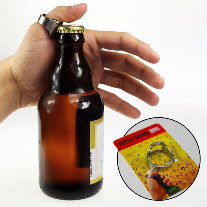 Flaschenöffner Ring - 22 mm Durchmesser