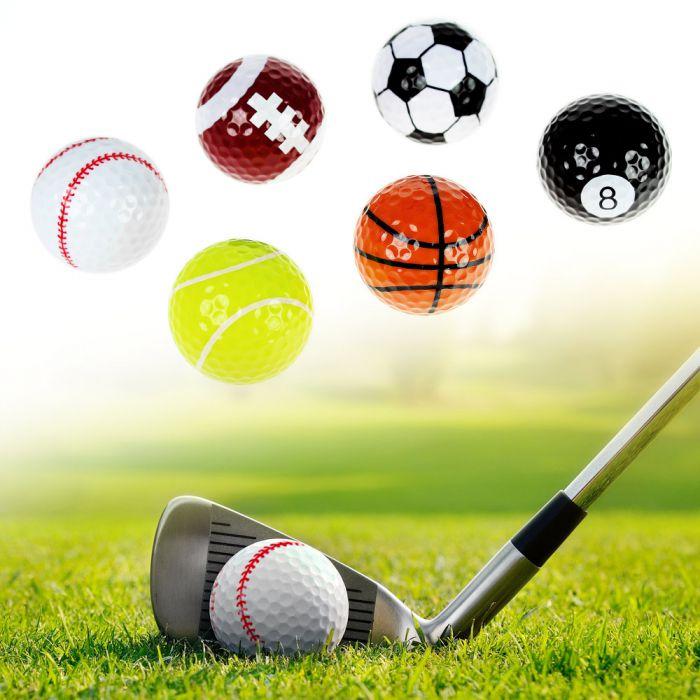 Golfbälle - Sportmotive