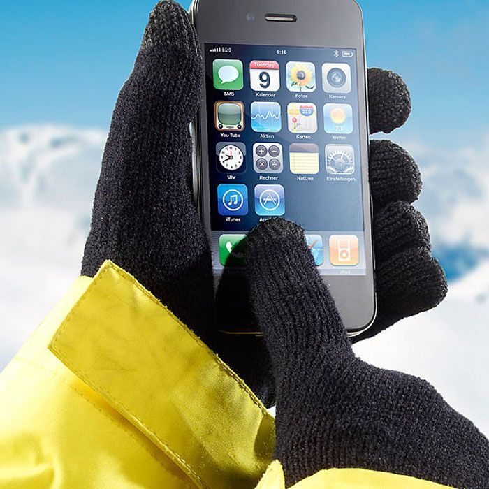 handschuhe f r touchpad bedienung nie wieder kalte finger. Black Bedroom Furniture Sets. Home Design Ideas