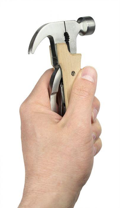 Marteau en bois – outil multifonctionnel