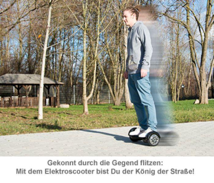 hoverboard hightech e scooter self balancing elektro board. Black Bedroom Furniture Sets. Home Design Ideas