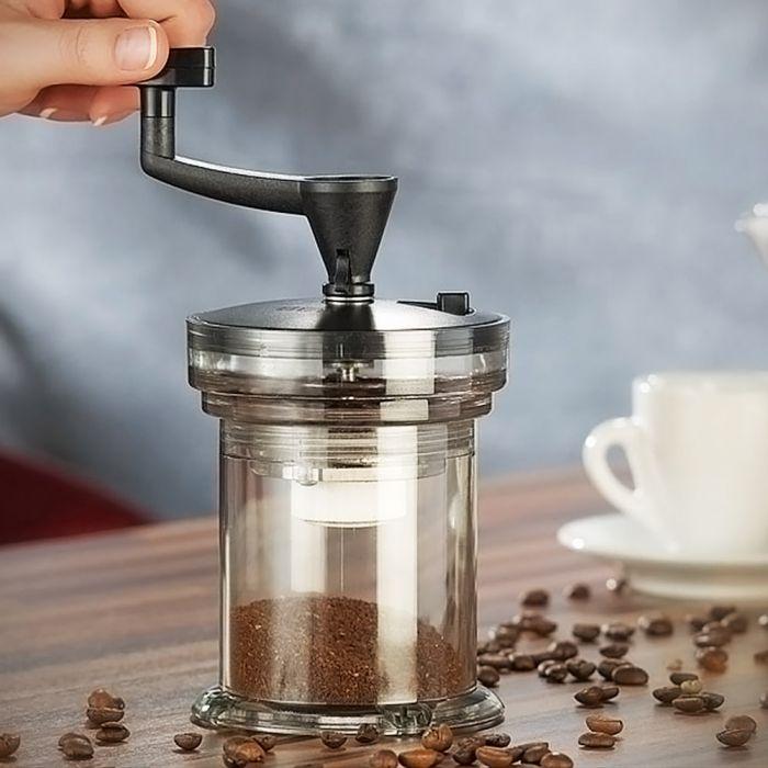 Kaffeemühle mit Keramikmahlwerk