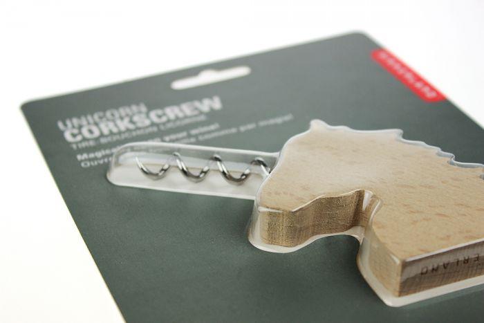 Korkenzieher Einhorn - personalisiert