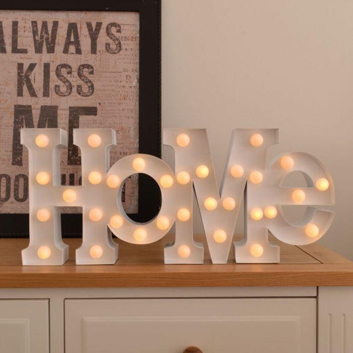 LED Licht Vintage - Home