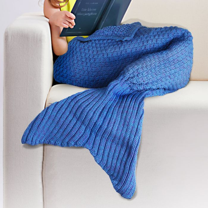 Meerjungfrau Decke für Kinder