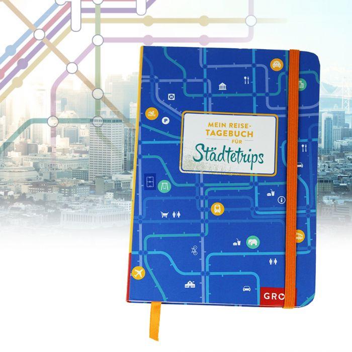 Mein Reisetagebuch für Städtetrips