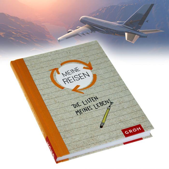 Meine Reisen - Reisetagebuch