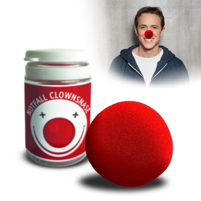 Nez de clown d'urgence