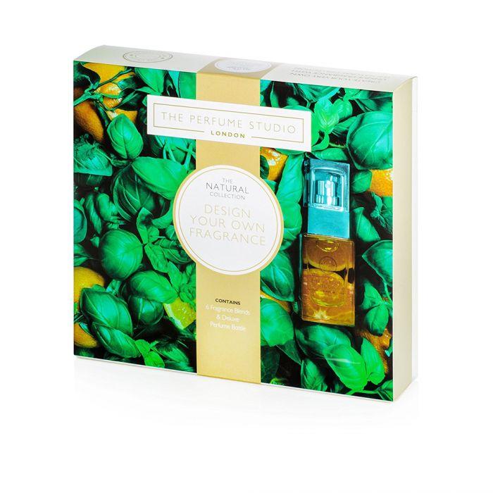 Coffret parfum fait maison - Natural collection